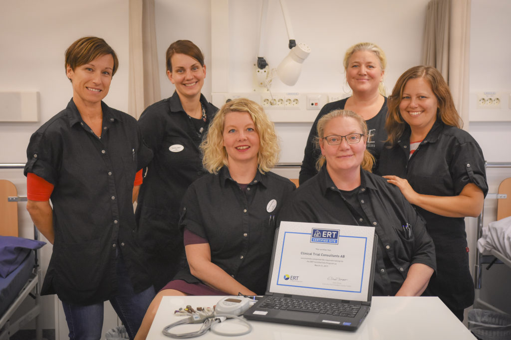 CTC is a certified ERT-site for Expert Precision QT assessment (EPQT)
